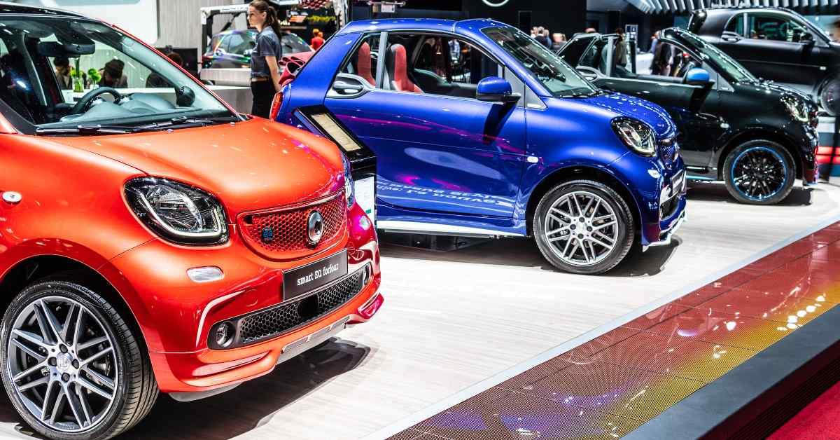 Smart, Peugeot 208, Kona: i modelli per il Noleggio di auto elettriche