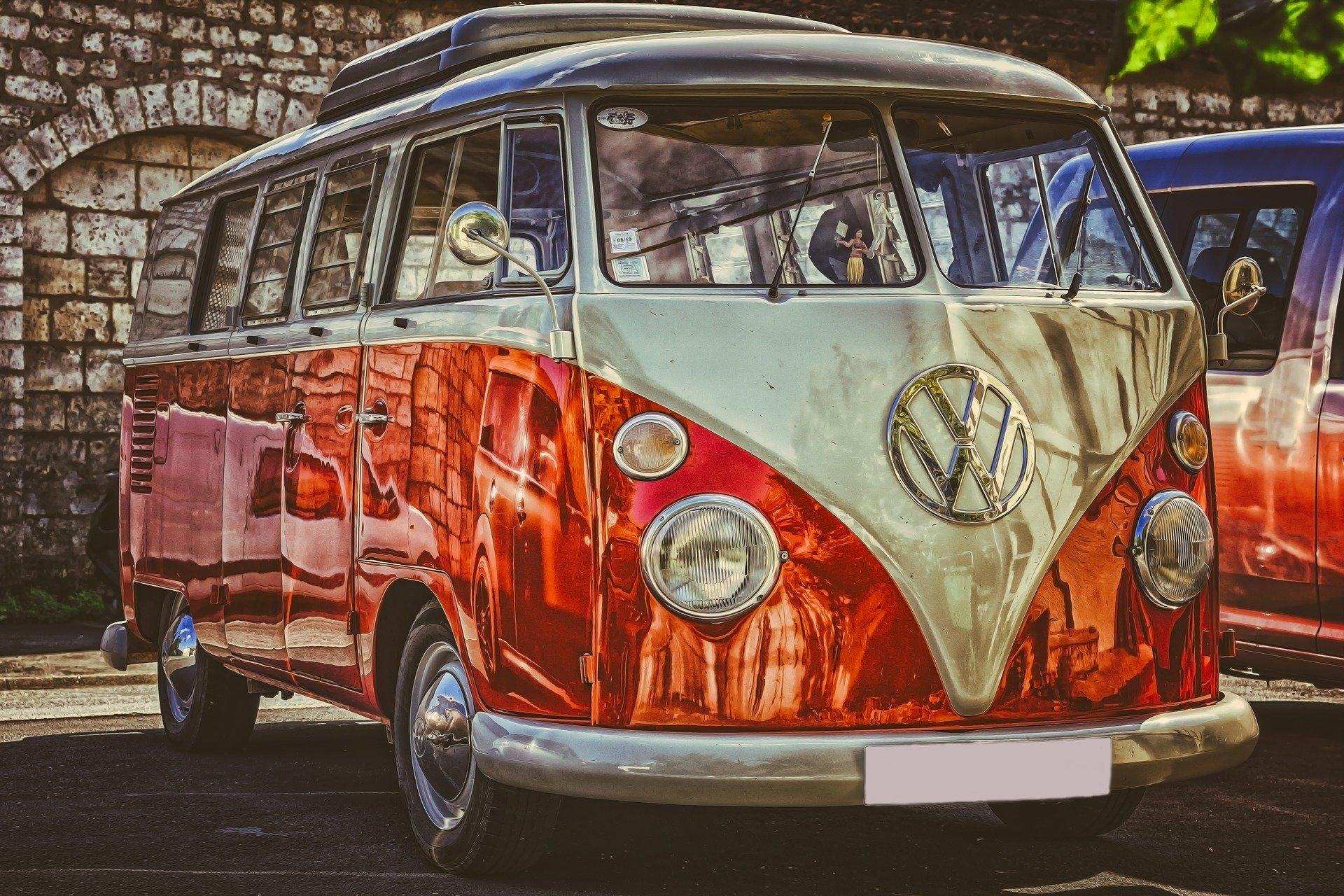 e-Bulli: furgoncino Volkswagen elettrico | CarPlanner